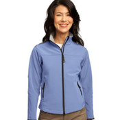 Port Authority® Ladies Glacier® Soft Shell Jacket